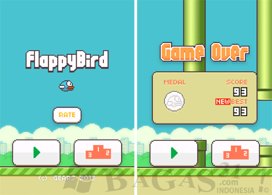 Flappy Bird for Android (APK)