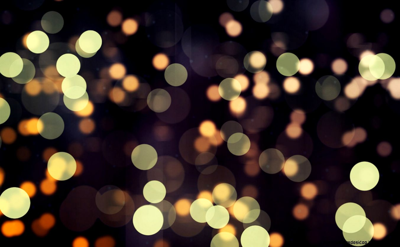 bokeh wallpaper 4