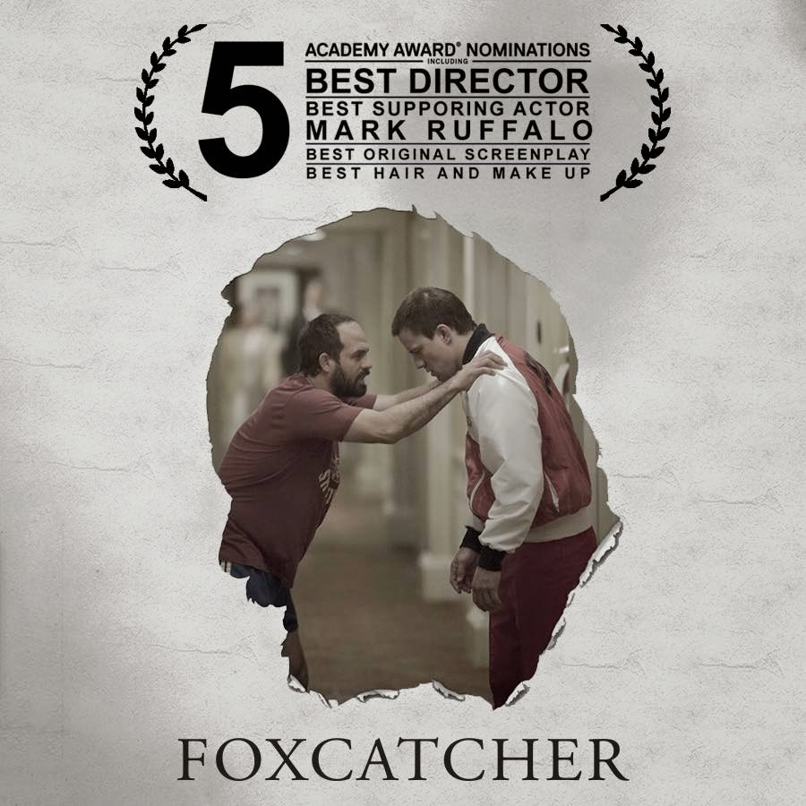 foxcatcher mark ruffalo