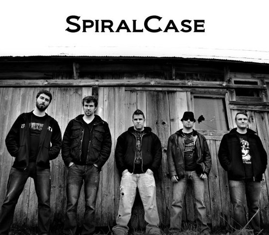 SpiralCase: unsigned grunge\stoner rock quintet from Moncton, NB, CA played in E117 of the ArenaCast