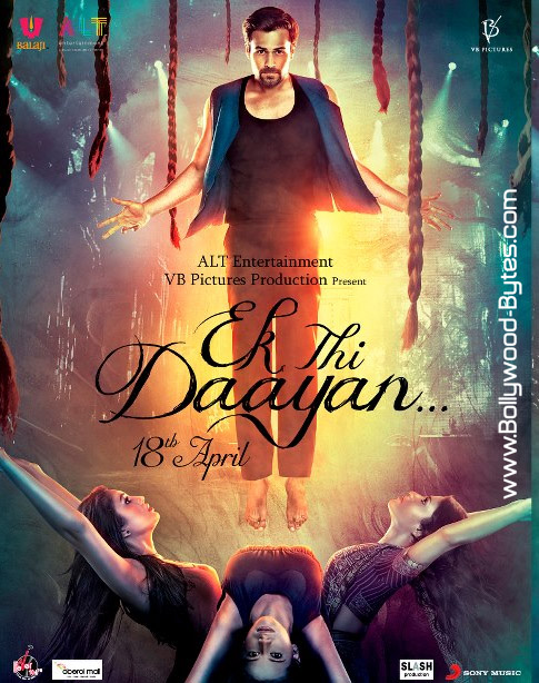 Exclusive New Poster - Ek Thi Daayan