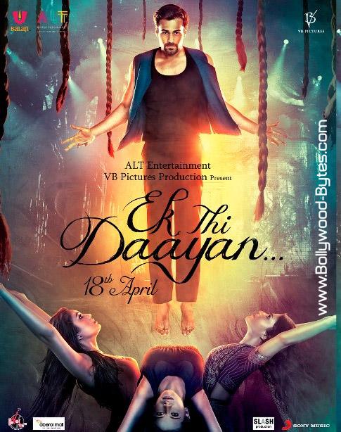 Exclusive New Poster - Ek Thi Daayan
