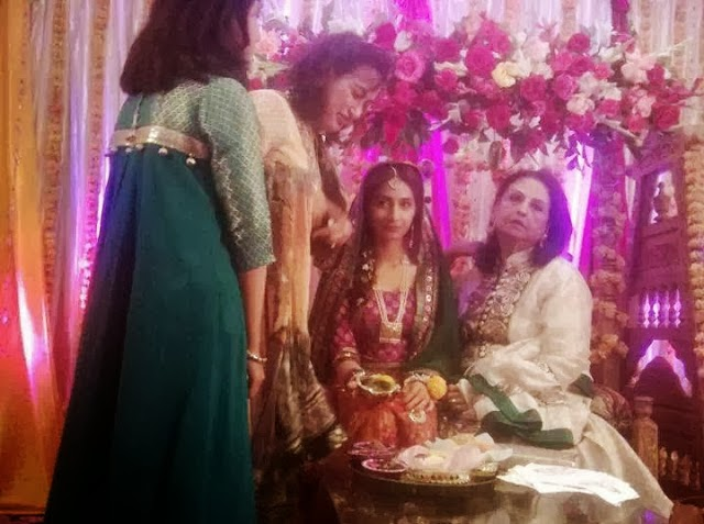 Hira and ali wedding