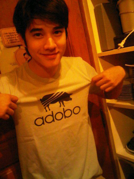 mario maurer gay. Mario Maurer likes adoboand I like Thai foodsand him as