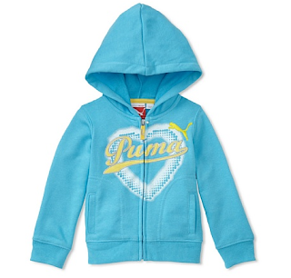Puma Girls/Children's Clothing Deals