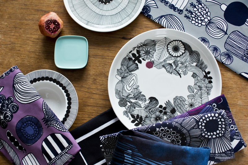 Marimekko tablewear