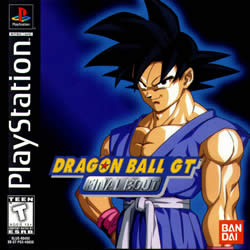 Download - Dragon Ball GT - Final Bout- PS1 - ISO