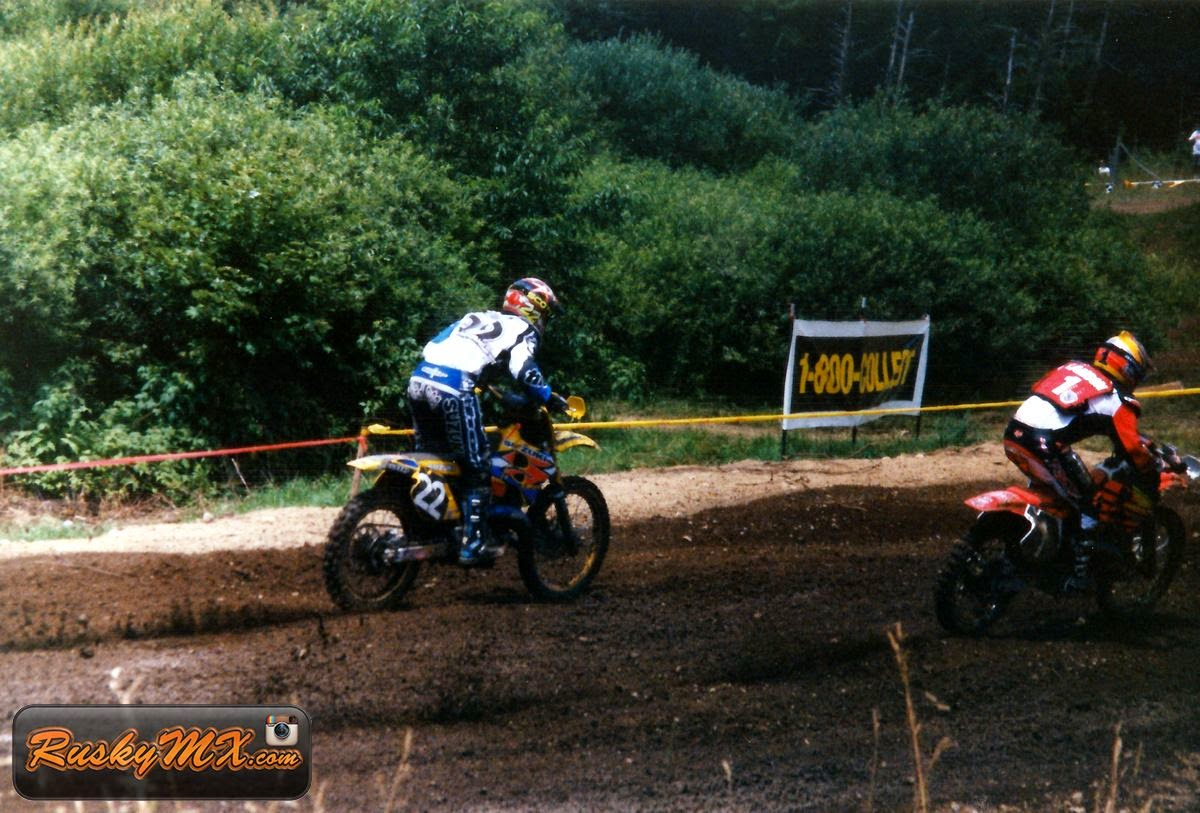 Tim Ferry & Steve Lamson Unadilla 1997