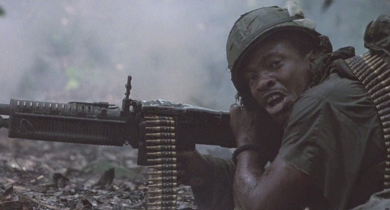 platoon essays Free essay: platoon is a story of a soldier's perspective of the vietnam war the movie is for the most part told out of the eyes of members of one platoon of the 25th infantry division.