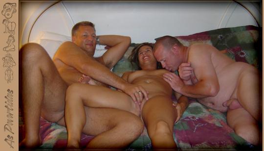 Fotos Amadoras de Sexo Grupal