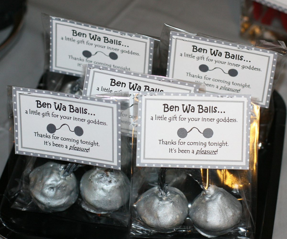 invite and delight fifty shades of fun favor i made cake pop ben wa balls for my favor since they are a fairly significant part of the book i used the same vanilla cupcake batter i used for the