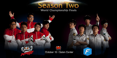 Season Two World Championship Final Match - Taipei Assassins vs Azubu Frost