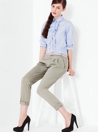 blusas mujer otoño invierno 2011 2012