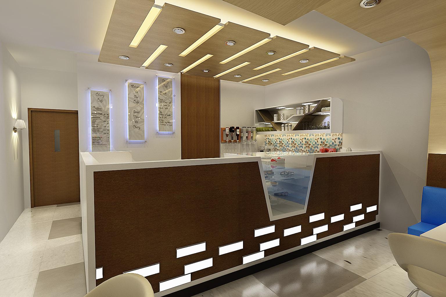 Pham Thanh Huy Interior Design Portfolio Commercial