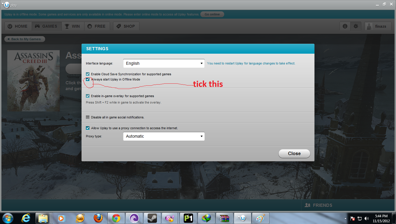uplay with crack