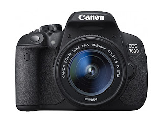 New Canon 700D DSLR Announced