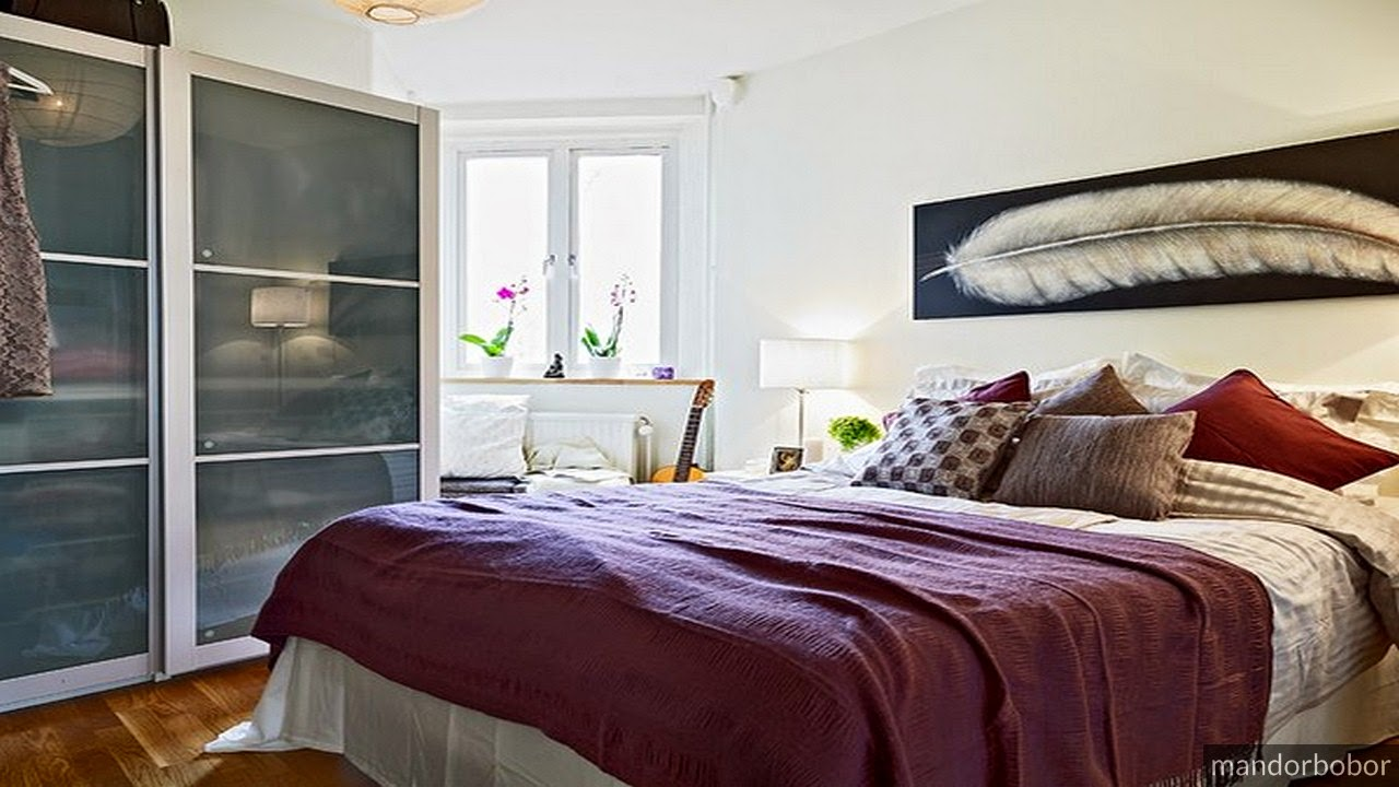 how to make your bedroom look bigger and better