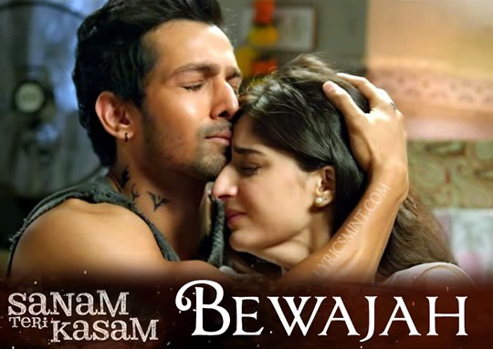 bewajah hd video song movie sanam teri kasam - sports