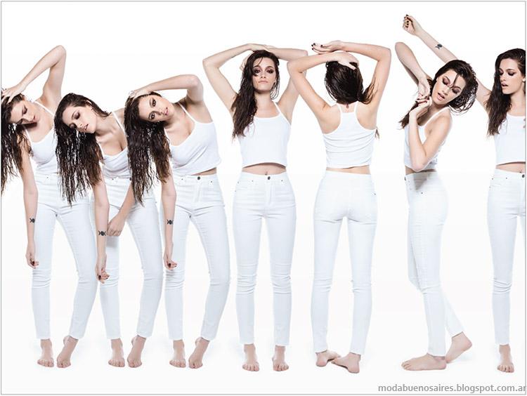 Moda jeans verano 2015 Complot.