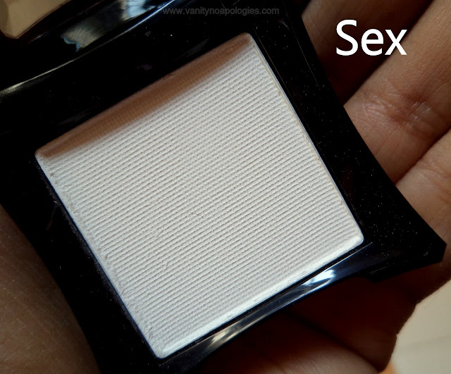Illamasqua Sex Eyeshadow
