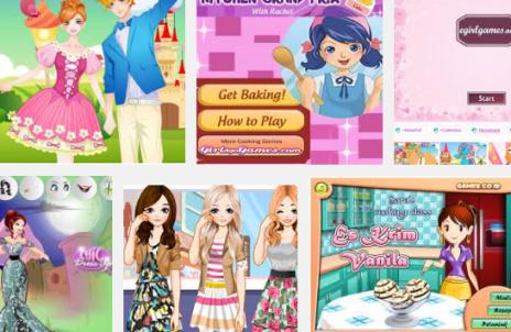 Mainkan Permainan Perempuan (Berdandan, Berpakaian, Salon/Make Up diSini !