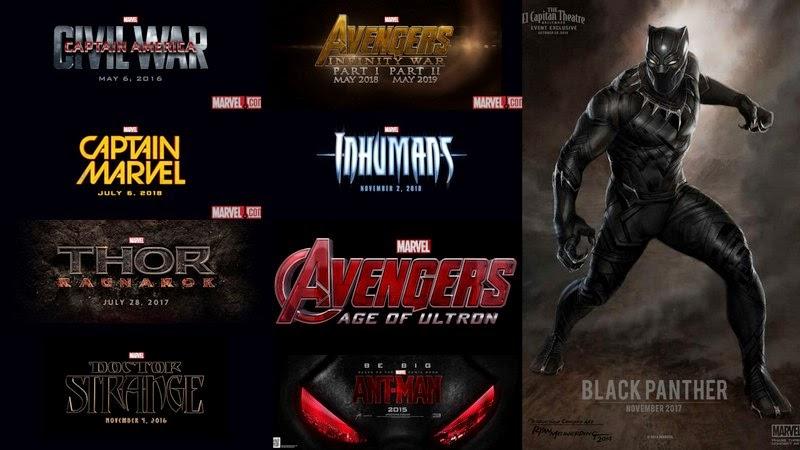 marvel film names