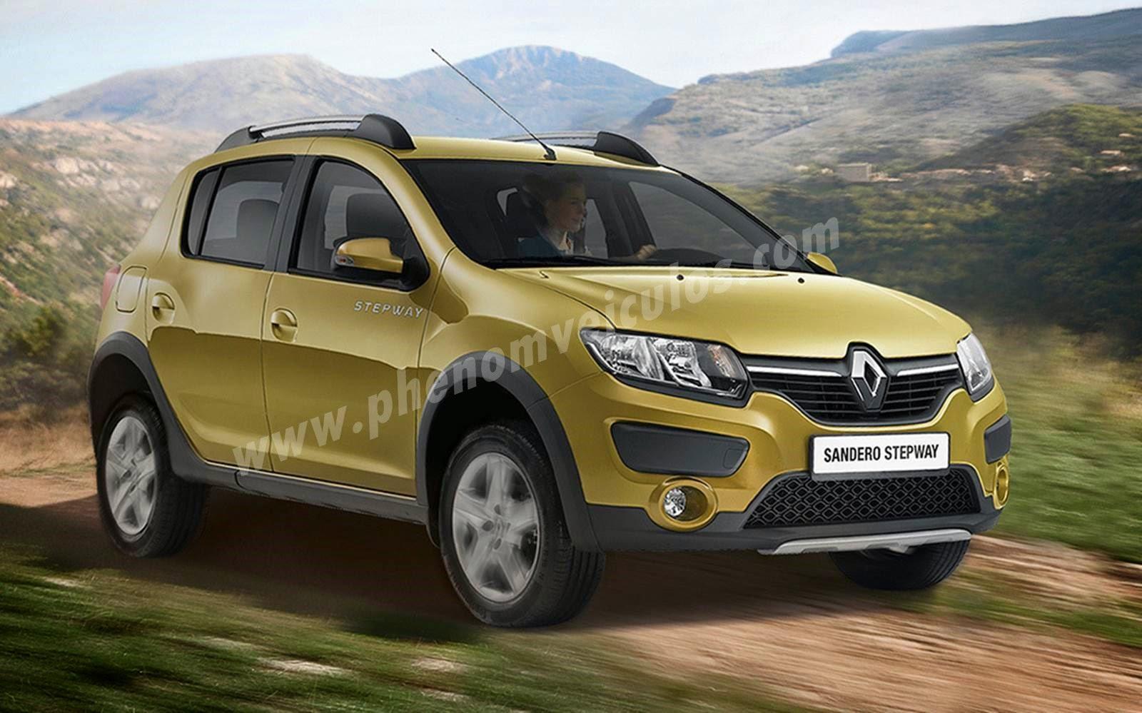 Renault começa a pré-venda do Novo Sandero Stepway