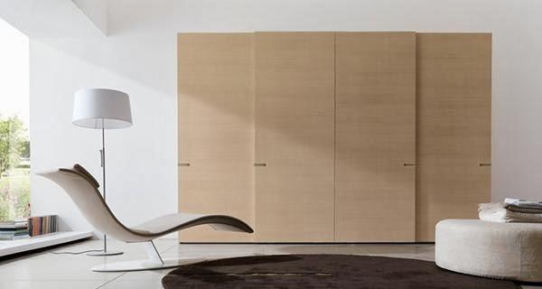 Dream House Wardrobe Design For Modern Minimalist Bedroom