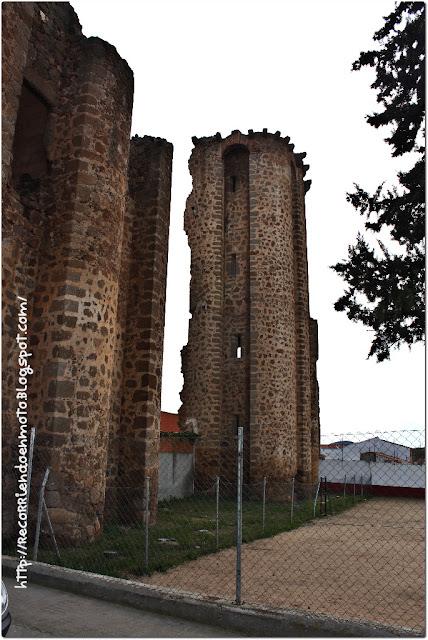 Castillo de Polan