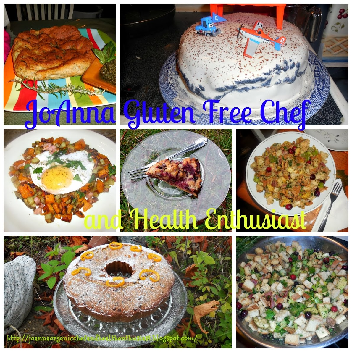 JoAnna: GlutenFree Chef and Health Enthusiast