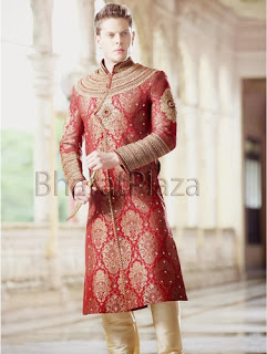 Sherwani Designs for Groom