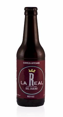 La Real del Duero, Red Ale. Cerveza artesana de la Ribera del Duero