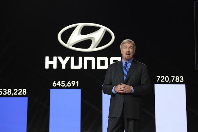 Dave Zuchowski CEO of Hyundai Motor America