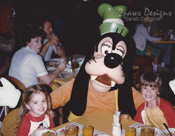 Breakfast with Goofy
