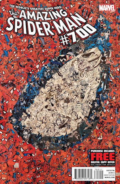 Spider-Man #700 Comic cover