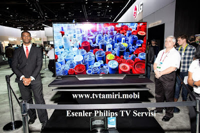 Esenler Philips TV Servisi