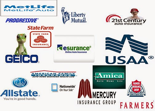Usa Auto Insurance >> List Of Car Insurance Companies In Usa All Type Of Insurance