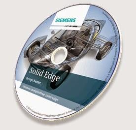 تحميل برنامج Solid Edge لأنشاء التصاميم ثلاثي الابعاد