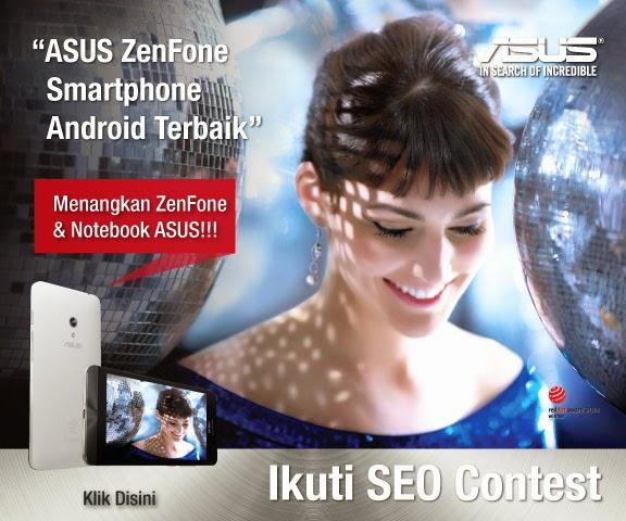 """Ciungtips Ikut Kontes Seo Zenfone Smartphone Android Terbaik"""