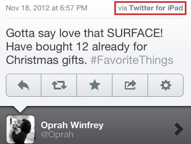 What Tech Sin Did Oprah (Or Her Intern) Get Caught Committing?