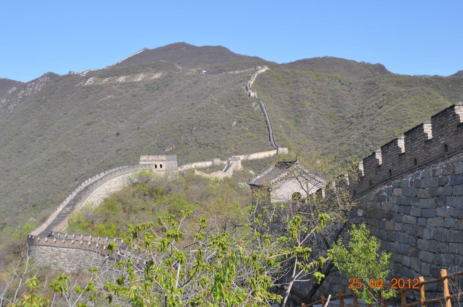 Do outro lado do mundo finalmente a muralha for A grande muralha da china