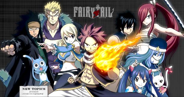 Fairy Tail 2014   28/???   [MEGA]