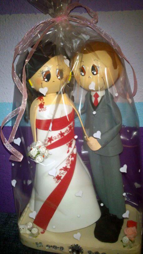 Fofus boda.