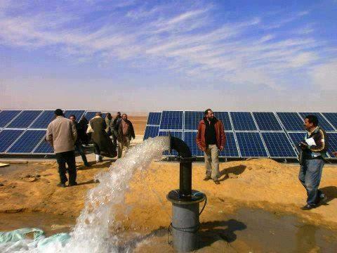 تطبيقات الطاقة الشمسية