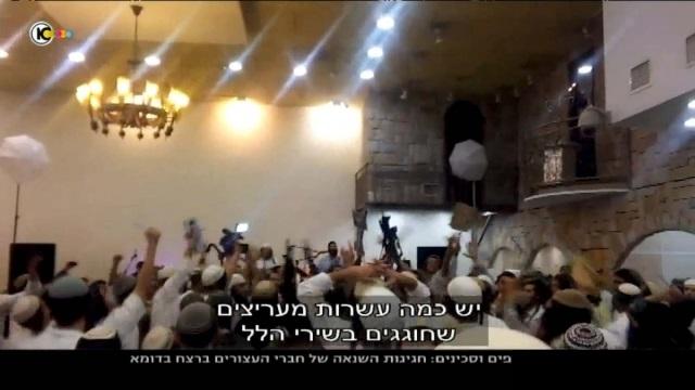 Sadis Banget! Pesta Para Warga Israel Ini Rayakan Pembunuhan Bayi Palestina, Kejam!