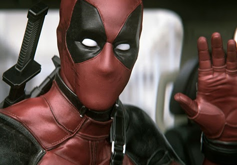 WATCH Deadpool Test Footage