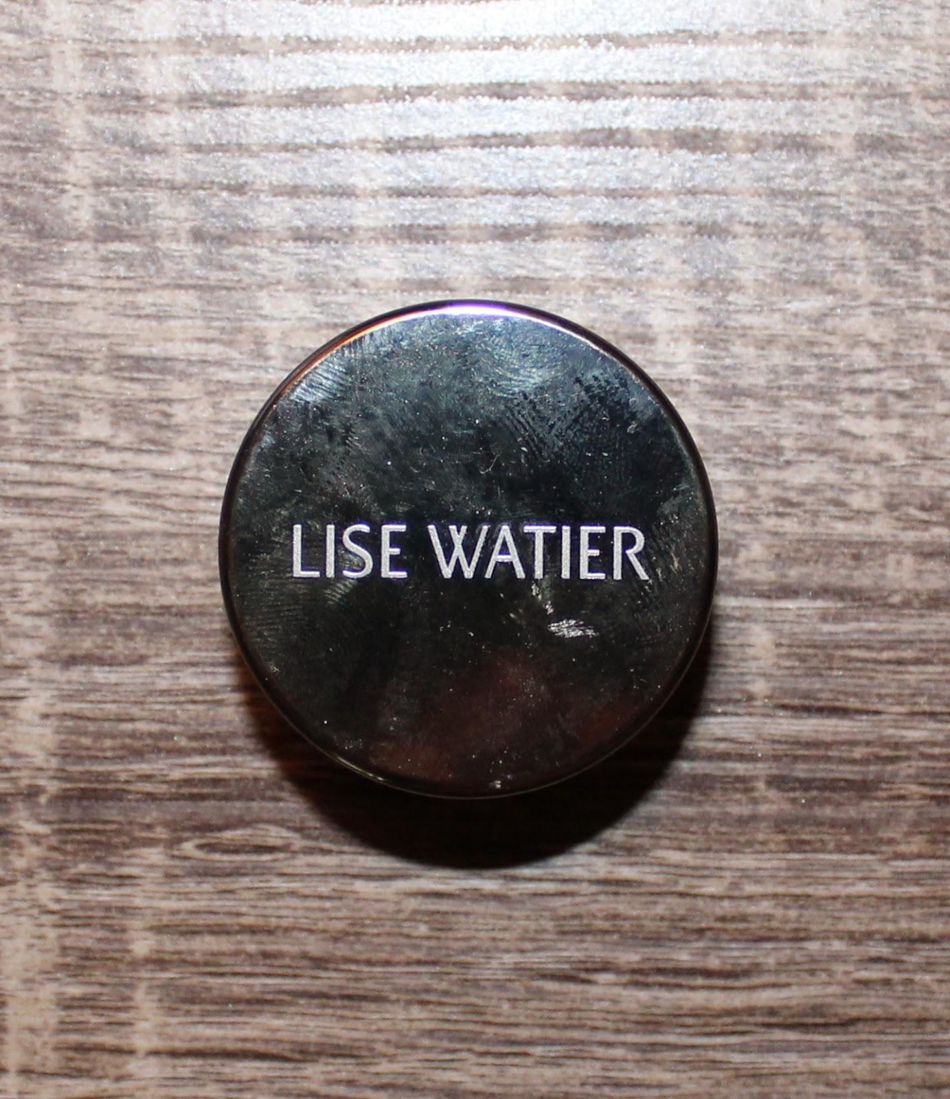 Lise Watier Blush Fondant Suprême in Pêche