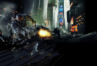 #34 Crysis Wallpaper
