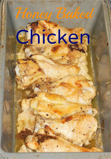 Baked Chicken Recipe