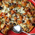 Chile, Cornbread, and Sweet Potato Breakfast Casserole